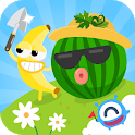 Fruits and Vegetables 🍊 Garden Farm for Kids Game icon