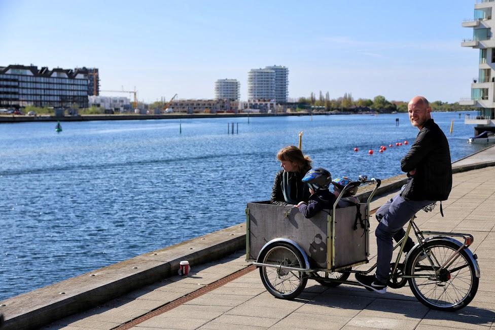 Rowery w Kopenhadze, rowerowa stolica Europy