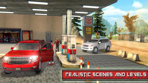 Crazy Taxi Jeep Drive 1.9 screenshots 2
