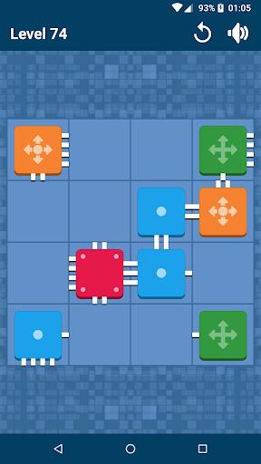 Connect Me - Logic Puzzle 2.2.2 screenshots 1