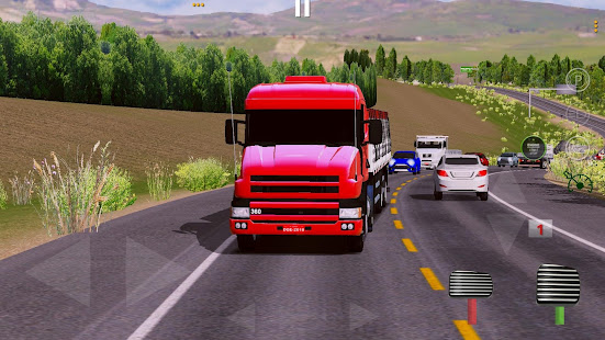 World Truck Driving Simulator poster