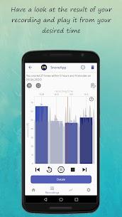 SnoreApp Pro: snoring & snore analysis & detection v3.0.1 [Premium] [Mod] 3