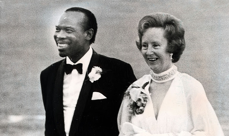 Seretse and Ruth Khama, a marriage that shook the world