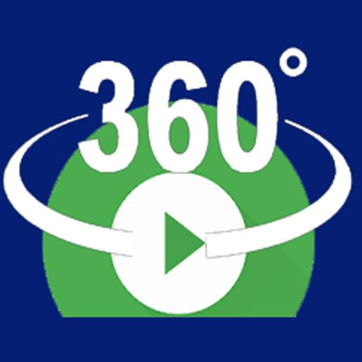 360 Video Player VR Cardboard- screenshot