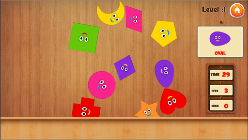 Find the Shapes Puzzle for Kids 1.5.2 screenshots 4