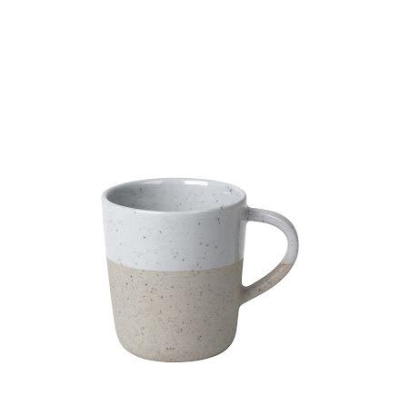 Espressokopp 70 ml, Stengods, SABLO