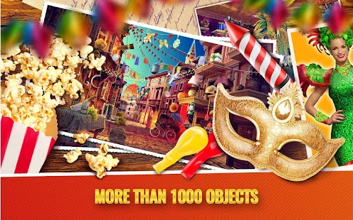 Hidden Objects Carnival – Best Seek and Find Games- screenshot thumbnail