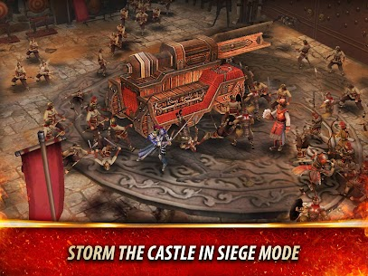 Dynasty Warriors: Unleashed 1.0.9.3 [Patched] MEGA MOD Apk 8