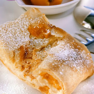 Quark and Apricot Strudel Recipe