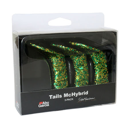 McHybrid, tails PAP (green)