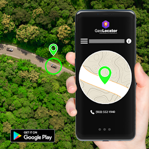 📲 Phone Locator – Find Mobile by Number 1