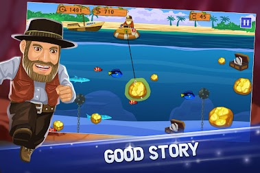 Gold Miner Vegas: Nostalgic Arcade Game APK screenshot thumbnail 3