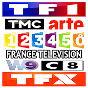 Frankreich Channels TV-Server IPTV 2018