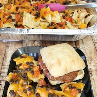 Taco Beef Burgers