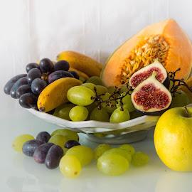 A lot of fruits by Vaska Grudeva - Food & Drink Fruits & Vegetables