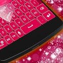Keyboard Pink icon