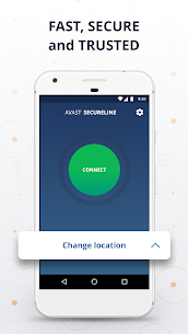 VPN Proxy by Avast SecureLine – Anonymous Security 3