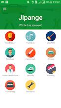 Jipange Mobile Application screenshot thumbnail