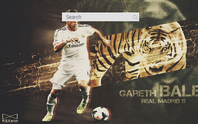 Themes Gareth Bale