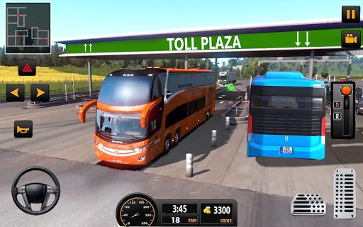 City Coach Bus Driving Simulator: Driving Games 3D 1.1 screenshots 4