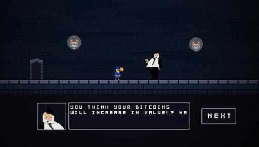 Télécharger BitcoinMiner - Platformer Game apk mod screenshots 5