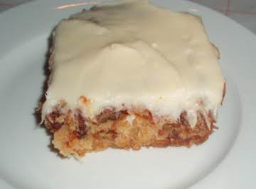 Hawaiian Fruitcake
