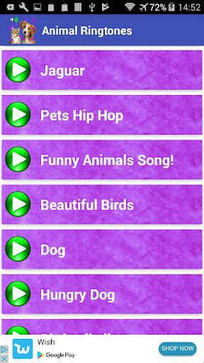 Animal Ringtones - Animal Sounds for PC