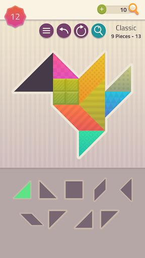 Polygrams - Tangram Puzzle Games 1.1.33 screenshots 12