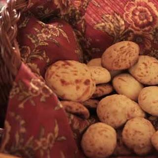 "Ellie Markovitch's ""Paeo de Queijo"" - Cheese Bread."