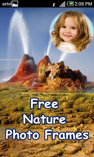 Free Nature Photo Frames
