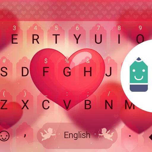 Sweet Heart Theme Keyboard