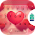 Sweet Heart Theme Keyboard file APK for Gaming PC/PS3/PS4 Smart TV