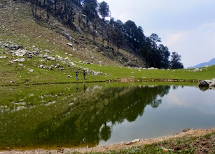 Photo: Druni Lake