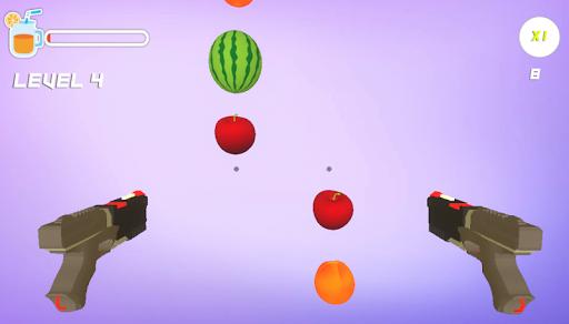 لقطات من Fruits N Guns 3