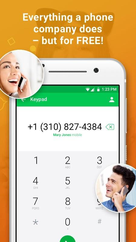 Nextplus Free SMS Text + Calls screenshots