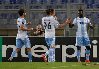La Lazio ne fait qu'une bouchée de Benevento qui poursuit sa triste série de défaites