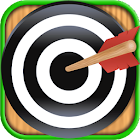 archery bow game icon