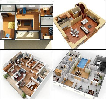 House Floor Plan Design modern house design 2012004 second floor House Floor Plan Design App