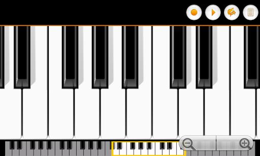 迷你钢琴 - Mini Piano Lite