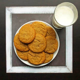 Passover Peanut Butter Cookies.
