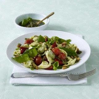 Tortellini-Pesto-Pfanne (Diäko Tag 4 zwischendurch)