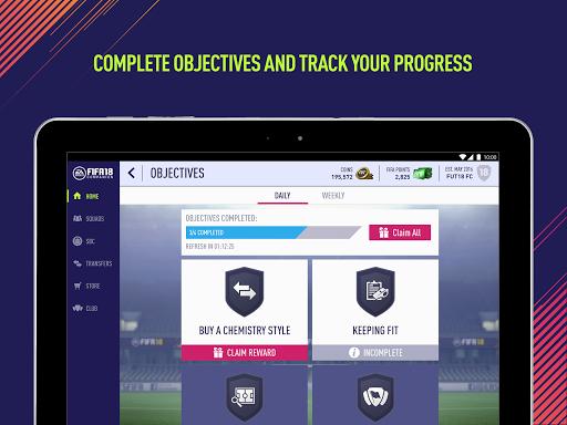 EA SPORTS™ FIFA 18 Companion for PC