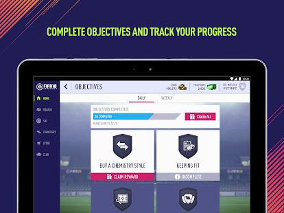 EA SPORTS™ FIFA 18 Companion for PC-Windows 7,8,10 and Mac apk screenshot 9