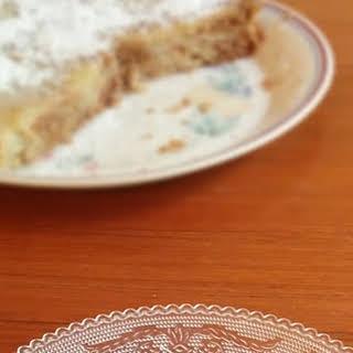 Italian Apple Cake.