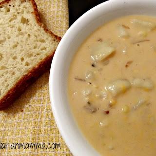 Corn and Potato Soup – #glutenfree