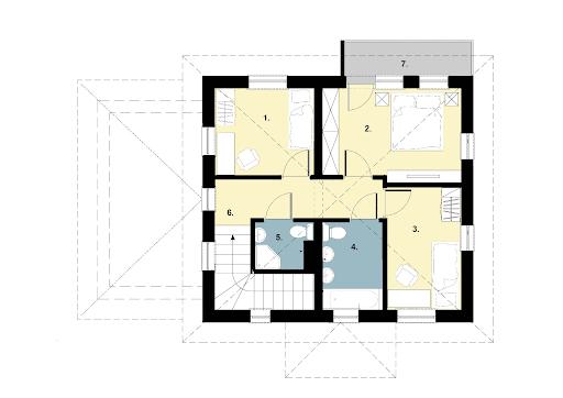 D28 - Łucja - Rzut piętra