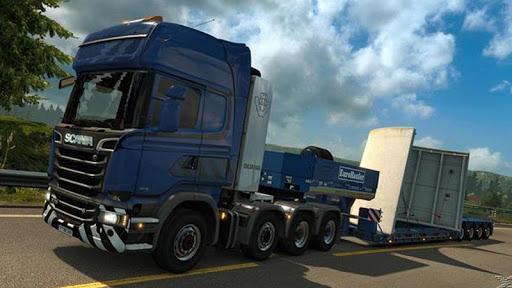 Truck Real Super Speed u200bu200bSimulator New 2020 1.0 screenshots 3