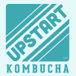 Logo for Upstart Kombucha