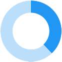 CircleProgressView icon