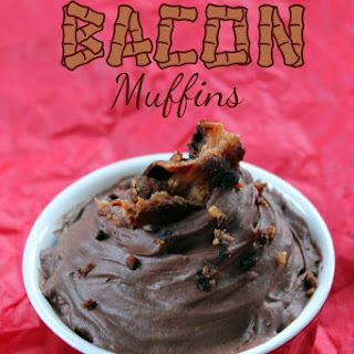 Chocolate Bacon Muffins